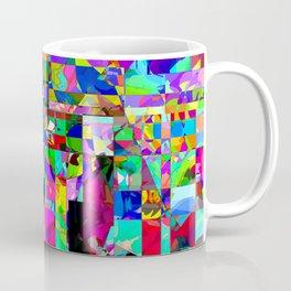 Carved Coffee Mug