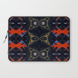 Vibrational Pattern 6 Laptop Sleeve