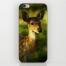 Little Bambi Deer iPhone Skin