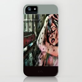 Bright Rays of Morning Light iPhone Case