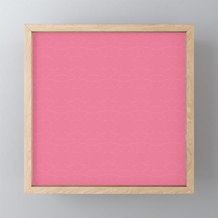 Carissma Froly Framed Mini Art Print