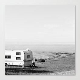 la fin des terres 8 Canvas Print