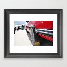 Pure class Framed Art Print