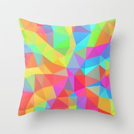 Collider Scope Throw Pillow
