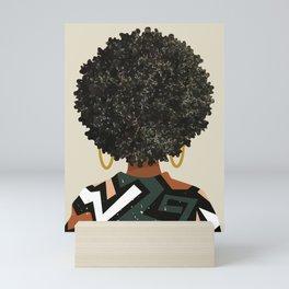 Black Art Matters Mini Art Print