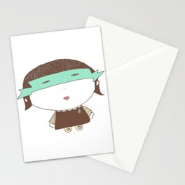 Girl Super Chocolate Love Stationery Cards