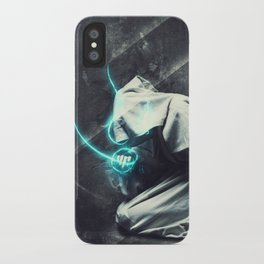 To august realms iPhone Case
