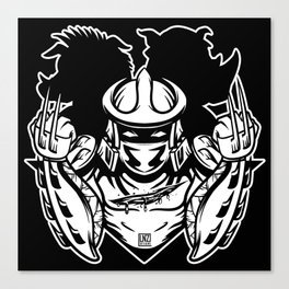 Shadow Soldiers  Canvas Print