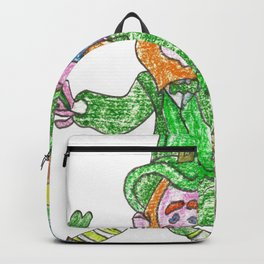 Lucky Leprechaun Backpack