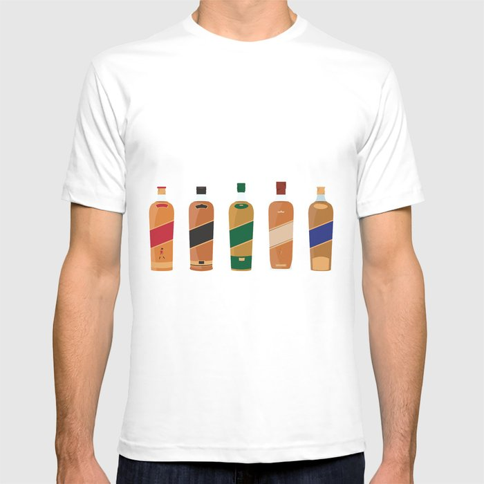 Johnnie Walker - Blue Label T-shirt
