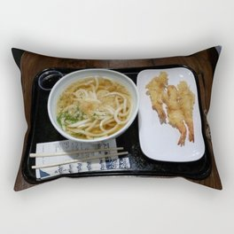 Lunch Time  Rectangular Pillow