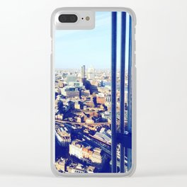 View of London Clear iPhone Case