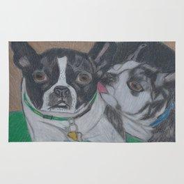 Dottie and Myrtle Rug