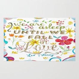 Until We Fall In Love Rug