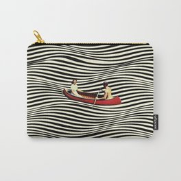 Illusionary Boat Ride Carry-All Pouch