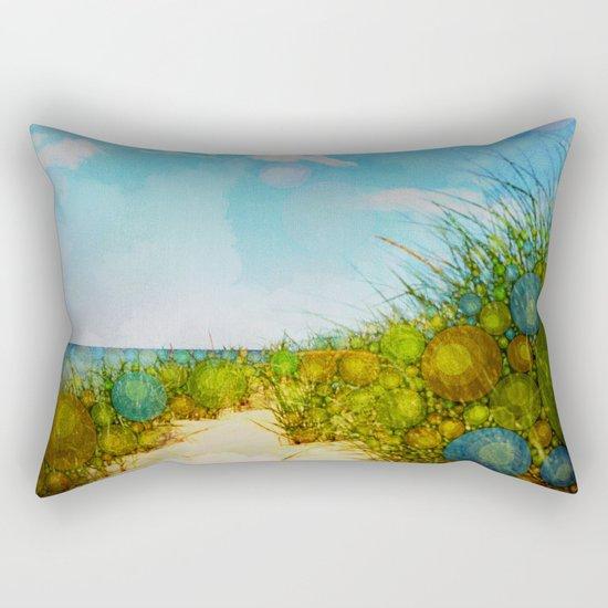 Ocean Dreams Rectangular Pillow