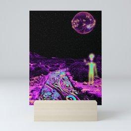 COME TO ROSY HOMELAND Mini Art Print