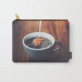 Dreams In My Coffee Carry-All Pouch
