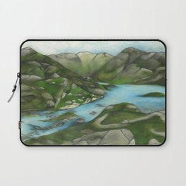 The Scottish Highlands Laptop Sleeve