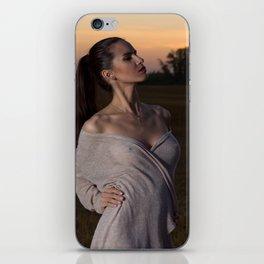 M. iPhone Skin