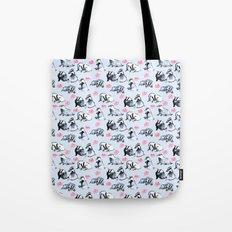 Badgers Tote Bag