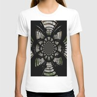 fractal T-shirts featuring Fractal by Aaron Carberry