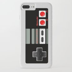 Classic retro Nintendo game controller iPhone 4 4s 5 5c, ipod, ipad, tshirt, mugs and pillow case iPhone 7 Plus Slim Case