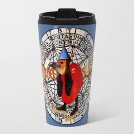 Bosch Funnel Hat Bird Travel Mug