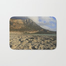 Crete, Greece Bath Mat