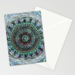 Secrets Of The Mayan Orbs Stationery Cards
