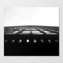 Seagram Building Canvas Print