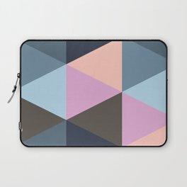 Triangle Meltdown Laptop Sleeve