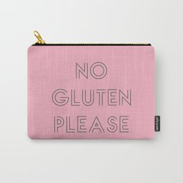 no gluten Carry-All Pouch