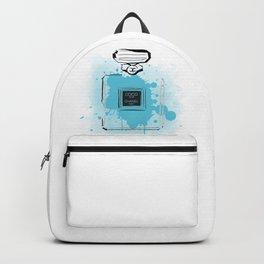 Blue Perfume #2 Backpack