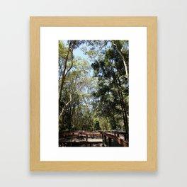 Reserve Framed Art Print