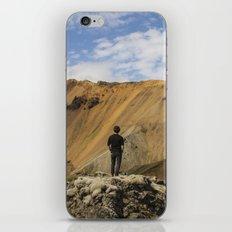 ICELAND IV iPhone & iPod Skin