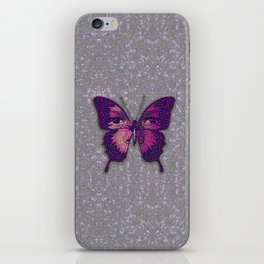Butterfly Variation 01 iPhone Skin