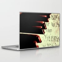 piano Laptop & iPad Skins featuring piano by Falko Follert Art-FF77