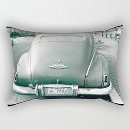 Back Side Rectangular Pillow