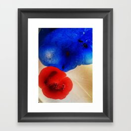 Hill Framed Art Print