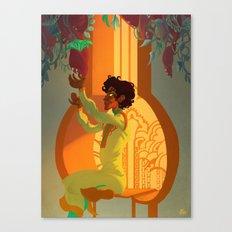 Sahil's room Canvas Print