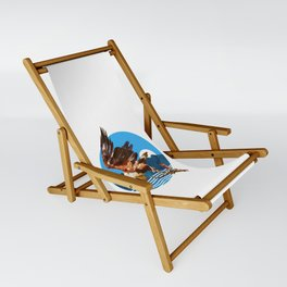 Eagles Fly Sling Chair