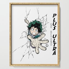 Go Beyond! Plus Ultra! Serving Tray