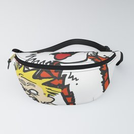 Calvin and Hobbs BFF Fanny Pack