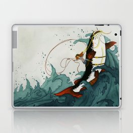 Wave Rider Laptop & iPad Skin