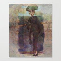 Du Pont II Canvas Print