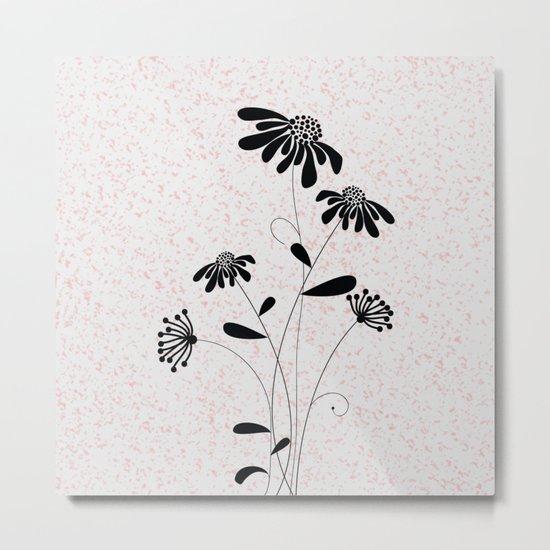 flower..2 Metal Print