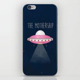 The Mothership iPhone Skin