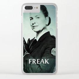 FREAK Clear iPhone Case
