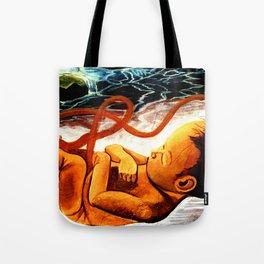 Latin america street art Tote Bag